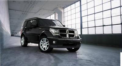 2011 Dodge Nitro Detonator 4X4