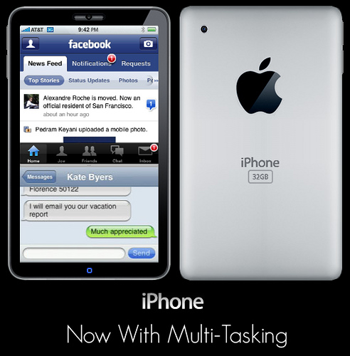 iPhone 4G is now available for