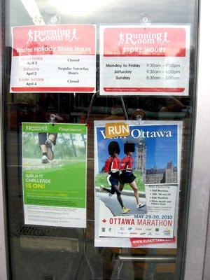 Running Room poster