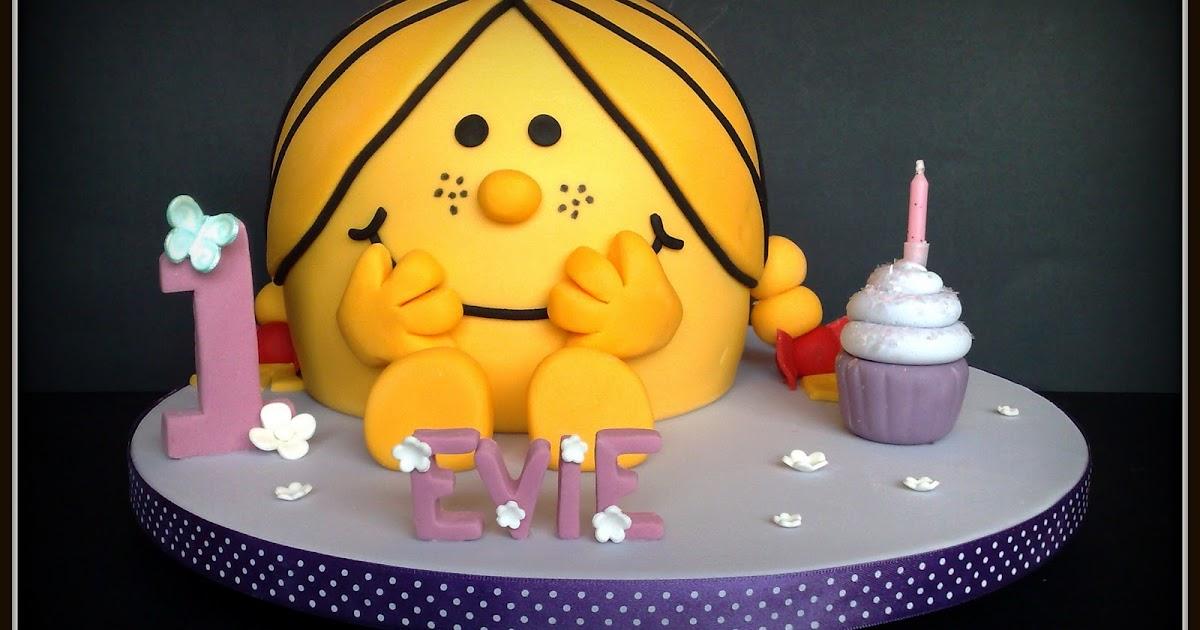 Little Miss Sunshine Layer Cake