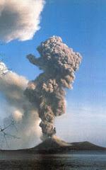 Krakatau Mount