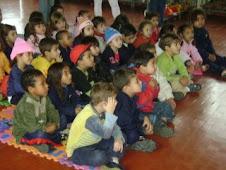"""""""O tempo da primeira infância deve ser utilizado de todas as maneiras imagináveis para a educação""""."""