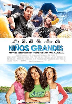 Son como niños (2010) DVDRip Latino