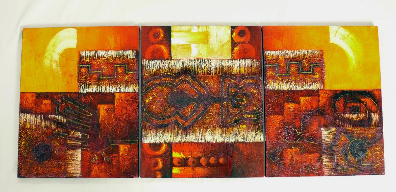 Free download cuadros abstractos originales tripticos for Cuadros tripticos abstractos