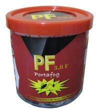 Portafog - Instant Fogging Untuk Membasmi Serangga