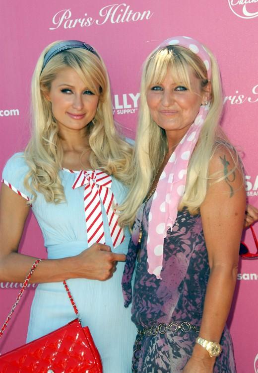 Trend Style Hair Paris Hilton Launches Hair Extension Headband Line