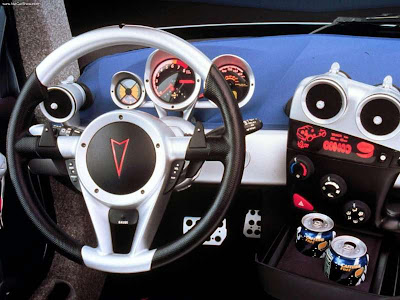2000 Pontiac Piranha Concept