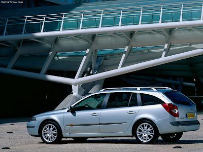 2000 Renault Laguna Estate 1.9 dCI