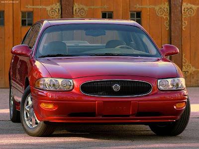 2005 Buick lesabre Celebration Edition