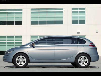 2005 Hyundai Portico Concept