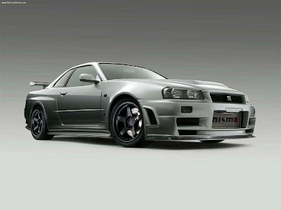 r34 skyline gtr wallpaper. 2005 Nismo Nissan Skyline R34