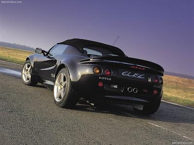 1996 Lotus Elise 160