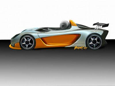 Lotus Circuit Car (2005). Newer Post Older Post Home
