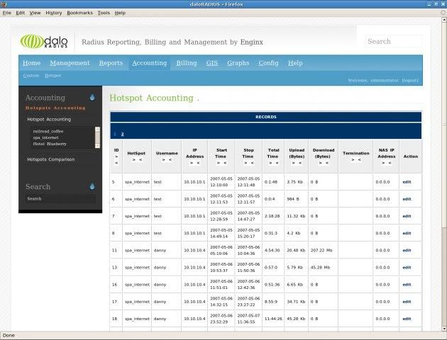 Free Hotspot Billing Software