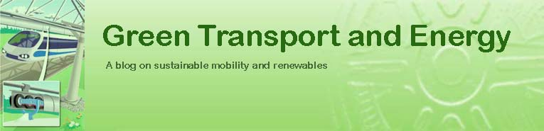 Green Transport and Energy