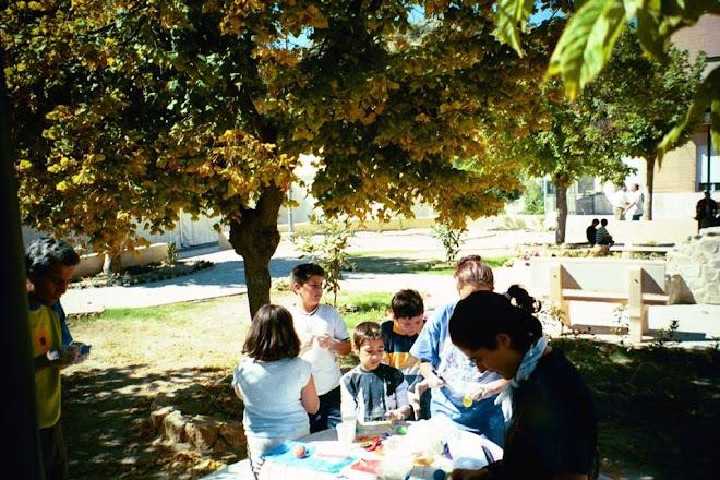 taller de elaboración de malabares en Ferez
