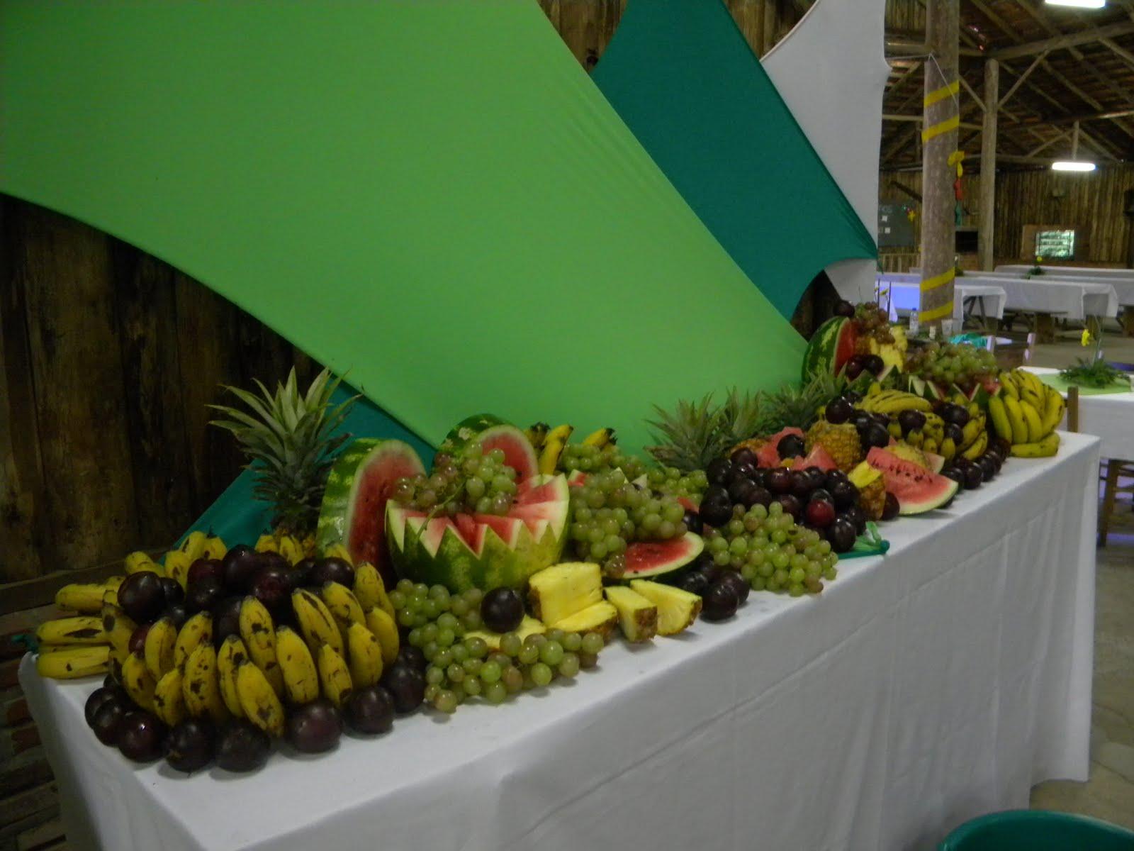 Mesa de frutas auto design tech for Centros de mesa con frutas