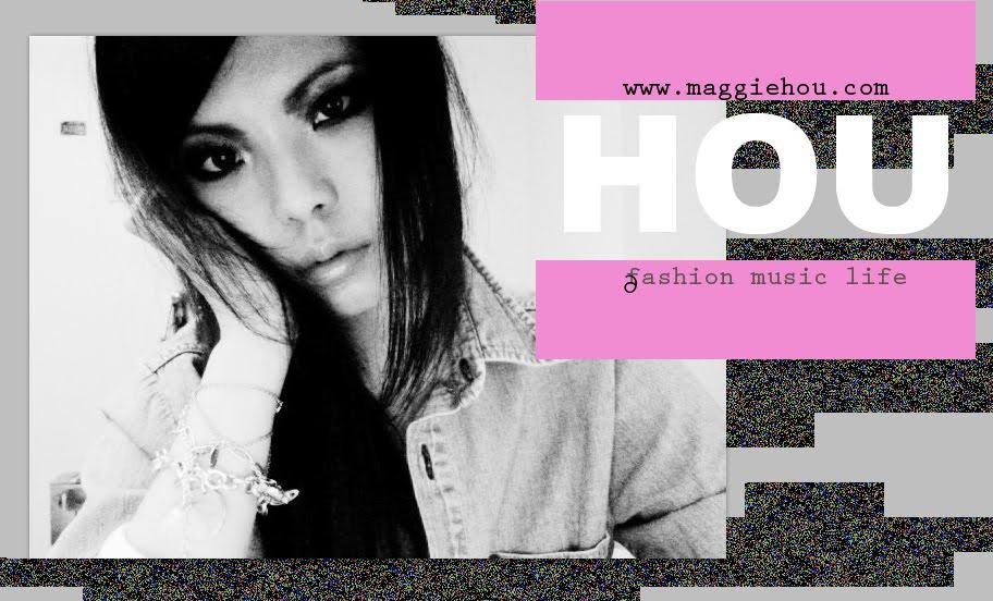 MAGGIE HOU