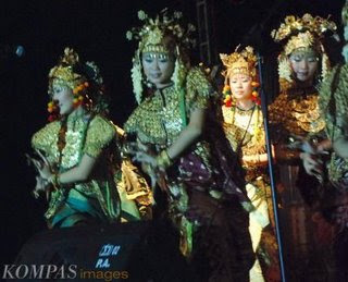 Tari Gending Sriwijaya