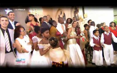 Fitiavana Gospel Choir participe à l'émission Un diner presque parfait