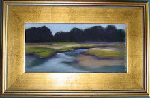 Gold Plein Air Frame