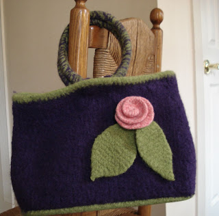 Knit coin purse pattern.Free felted knit coin purse patterns.Free