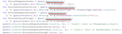 Future Queries in DataObjects.Net 4