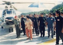 Megawati di Poso