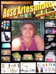 Rose Artesanato, Sabonetes e Cosméticos.