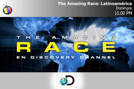 The Amazing Race llega a Colombia