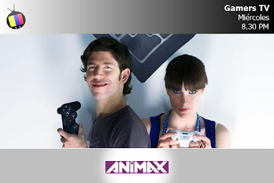 Recomendado: Gamers TV, Los Miércoles por Animax