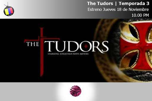 Señal Colombia estrena Tercera temporada de The Tudors