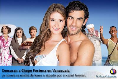 Censura en Venezuela: Chepe Fortuna y 12 Corazones salen del aire.