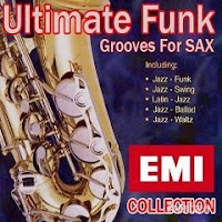 Cd Ultimate Funk   Grooves For Sax