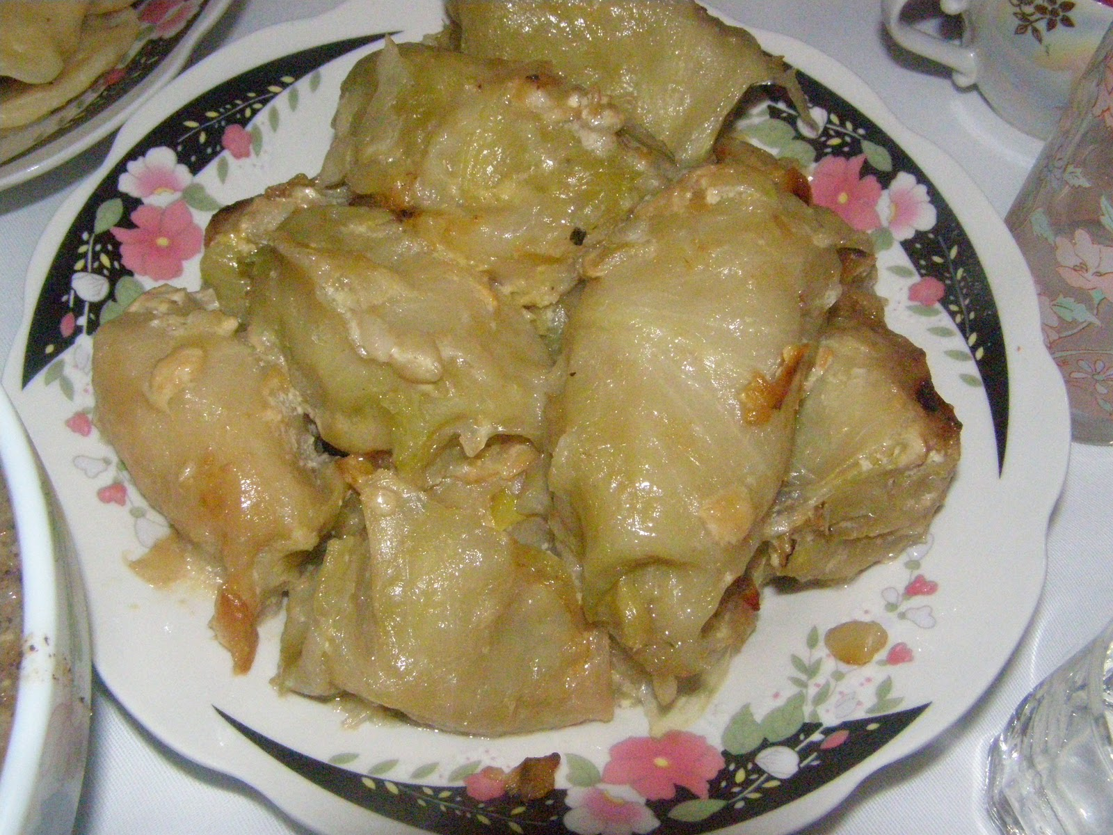 Голубцы с картошкой рецепт с фото