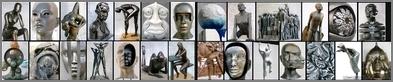 Sculptures daniel giraud.com