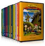DVD- Midinho O Pequeno Missionário