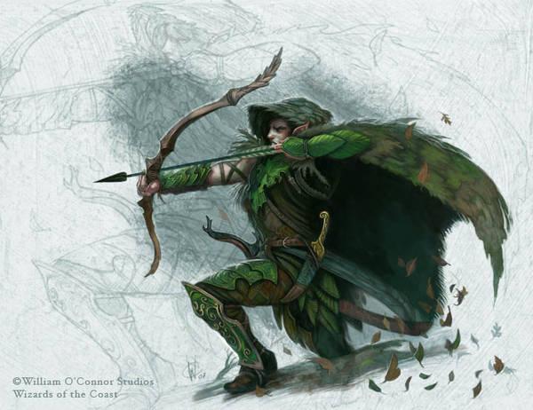 Ranger Elven_Ranger