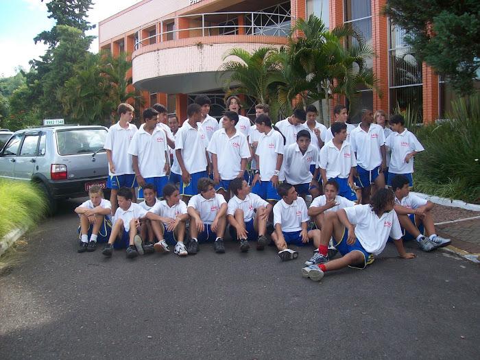 DELEGAÇÃO NA 4ª COPA CIDADE VERDE - 2009