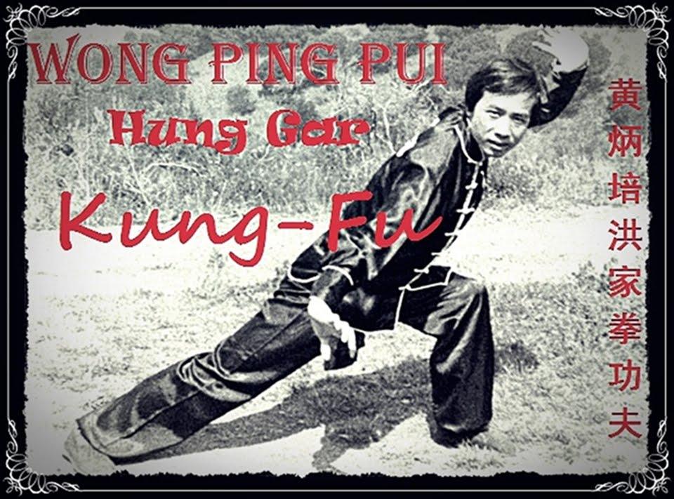 Wong Ping Pui Hung Gar Kung-Fu