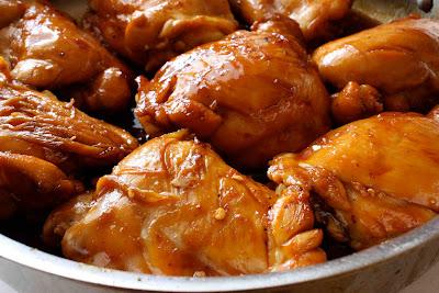 Vietnamese Caramel Ginger Chicken (Ga Kho) Recipe ...