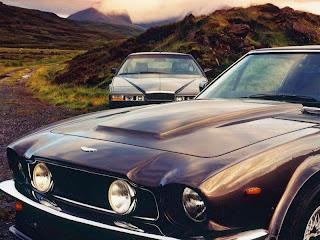 Aston Martin Lagonda Saloon