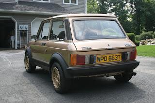 Autobianchi A112 Abarth 1977