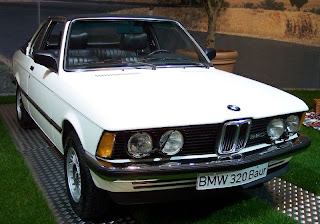 BMW Serie 3 Baur Cabrio