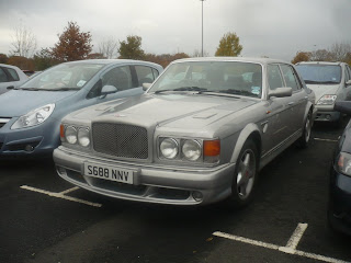Bentley Turbo R Mulliner