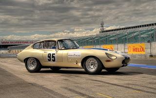 Jaguar E-Type Competición
