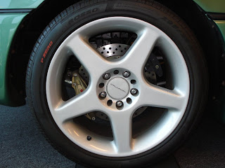Llantas OZ con neumáticos Pirelli