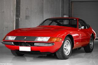 Ferrari 365 GTB/4 Daytona Frontal