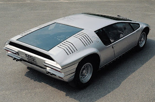 Bizzarrini Manta Concept Plata