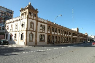 Edificio para el Patronato de Casas Baratas